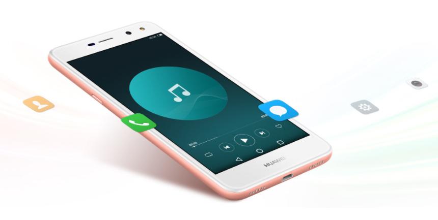 Huawei Y5 2017 en México con Android