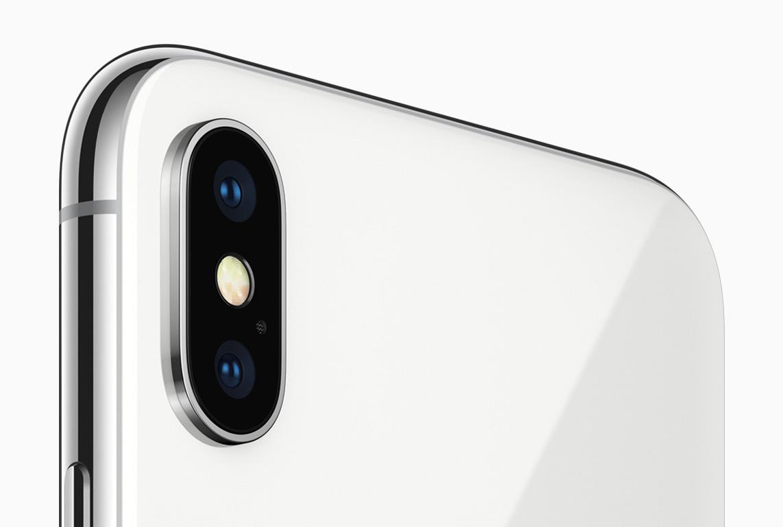 iPhone X cámara dual trasera de 12 MP en México