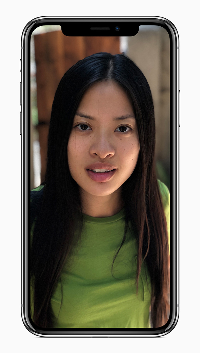 Iphone X C 225 Mara Frontal Precisa Para Selfies Celular