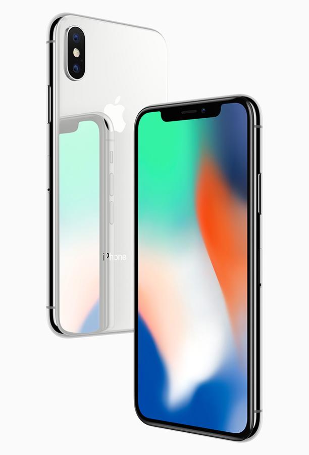 iPhone X en México pantalla y posterior