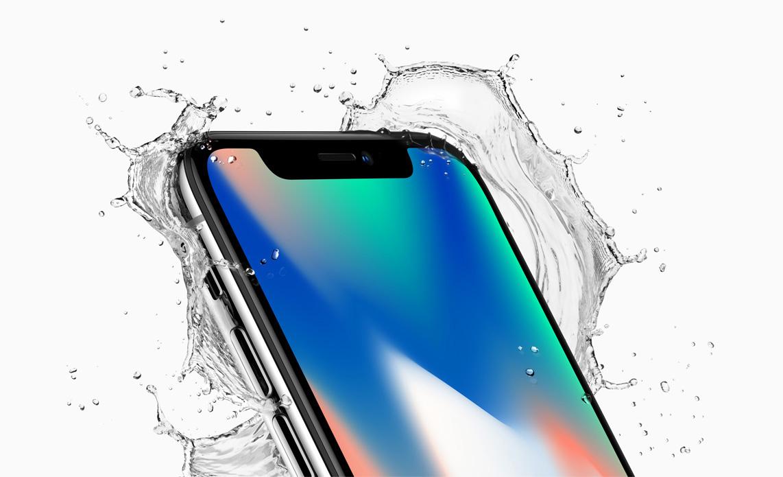 iPhone X en México soporte y resistencia al agua y polvo IPV7