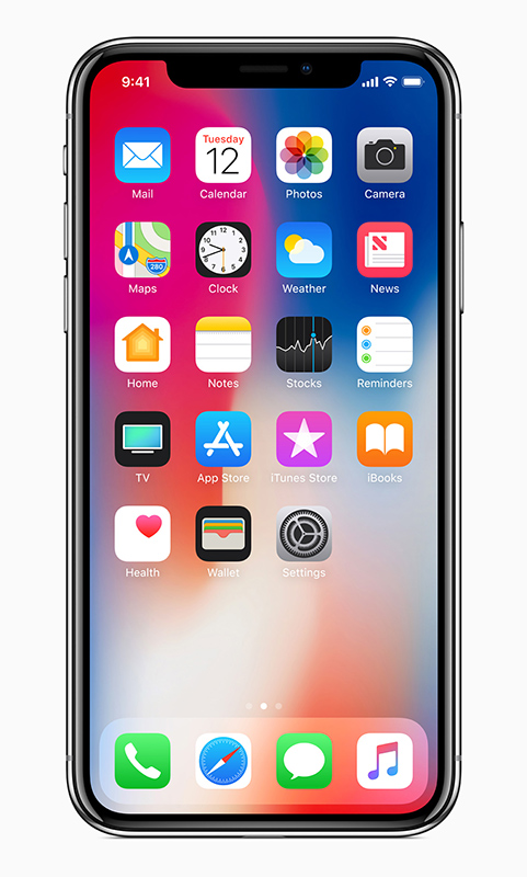 iPhone X en México pantalla Super Retina HD