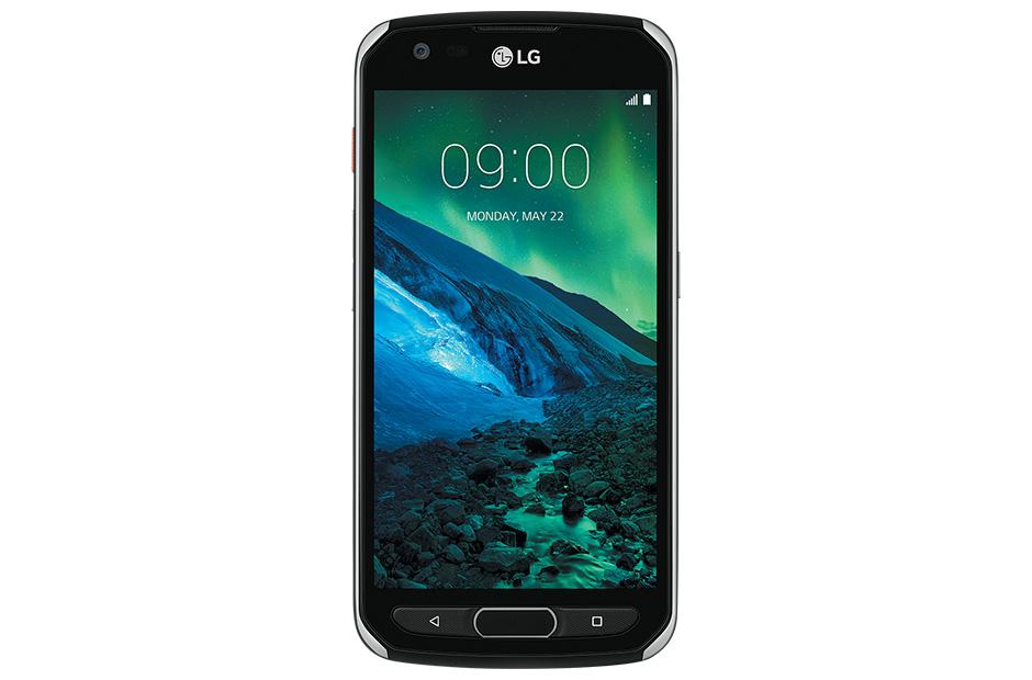 LG X Venture en México pantalla