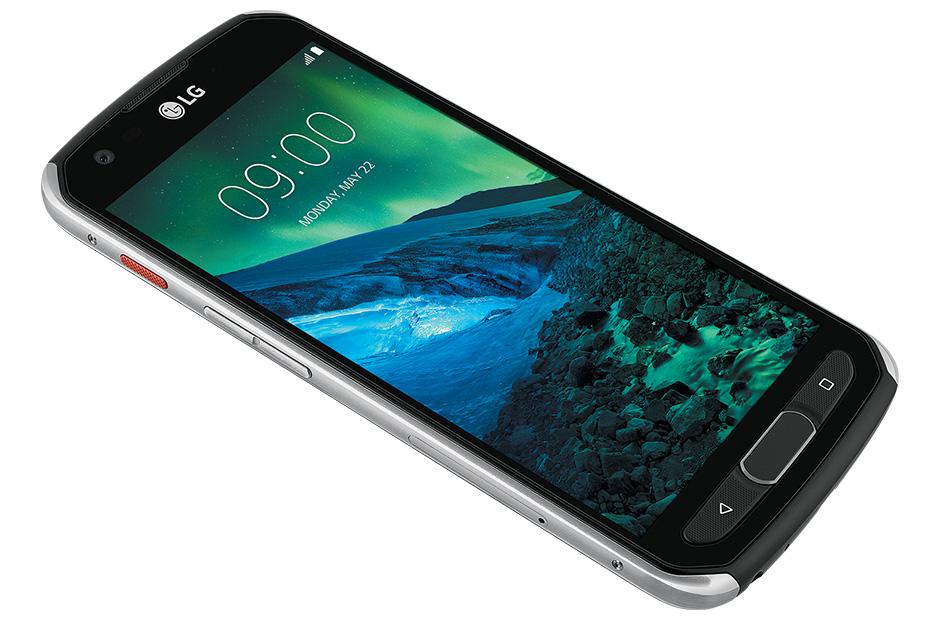 LG X Venture en México un smartphone que resiste golpes, temperaturas, agua y polvo