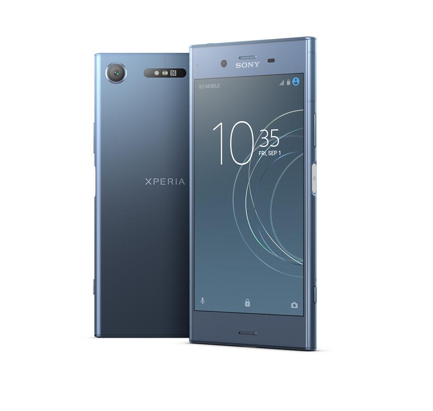 Sony Xperia XZ1 pantalla y cámara trasera
