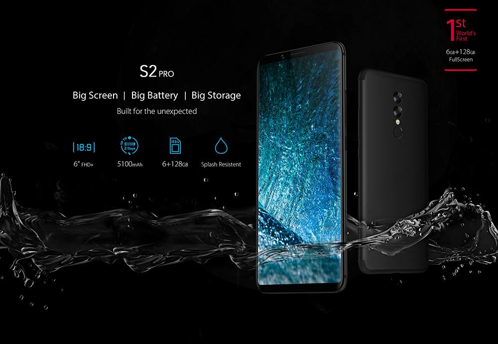 UMIDIGI S2 Pro gran desempeño características principales