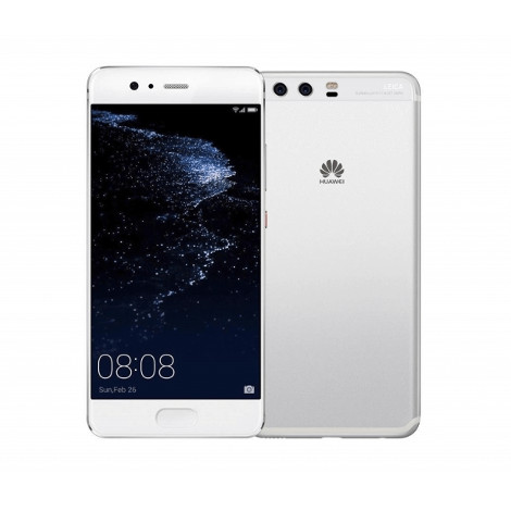 Huawei P10 Plus de 128 GB 6GB en RAM ya en México color blanco