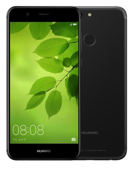 Huawei P10 Selfie color negro