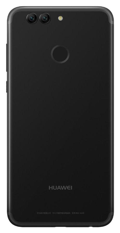 Huawei P10 Selfie color negro cámara Dual Posterior