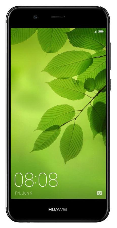 "Huawei P10 Selfie color negro pantalla HD de 5.5"""
