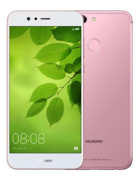 Huawei P10 Selfie color rosa en Telcel