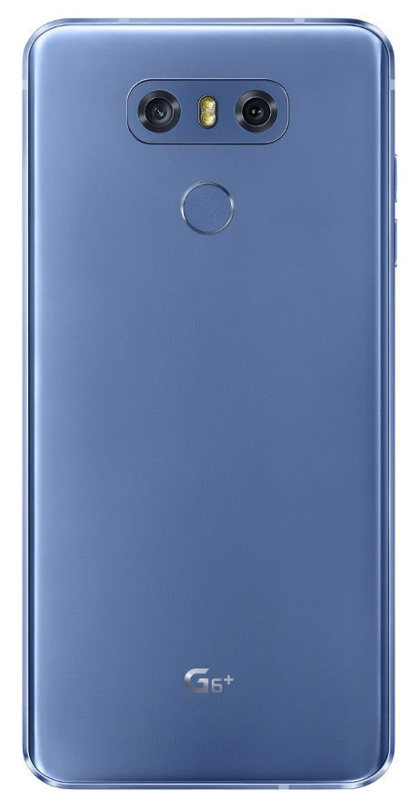 LG G6 Plus con 128 GB y cámara Dual