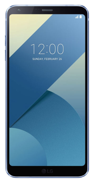 LG G6 Plus con 128 GB pantalla Quad HD 18:9 en Telcel