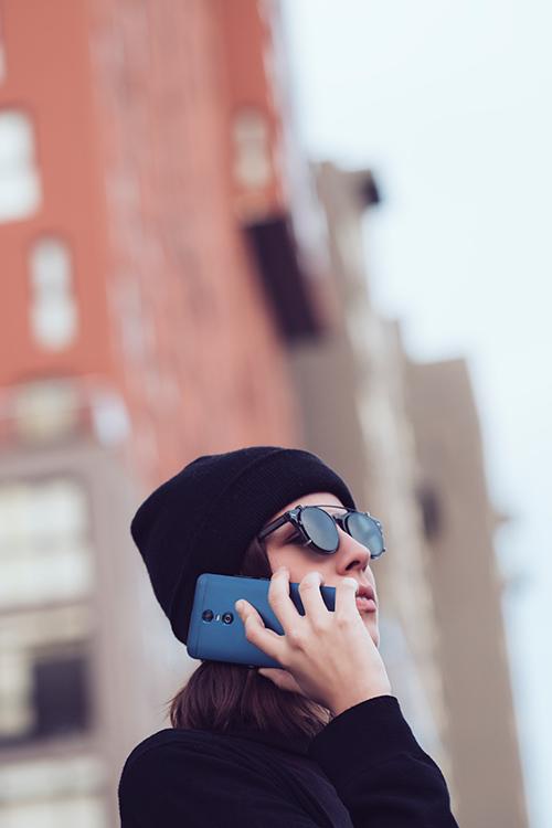 STF Mobile Duo en llamada