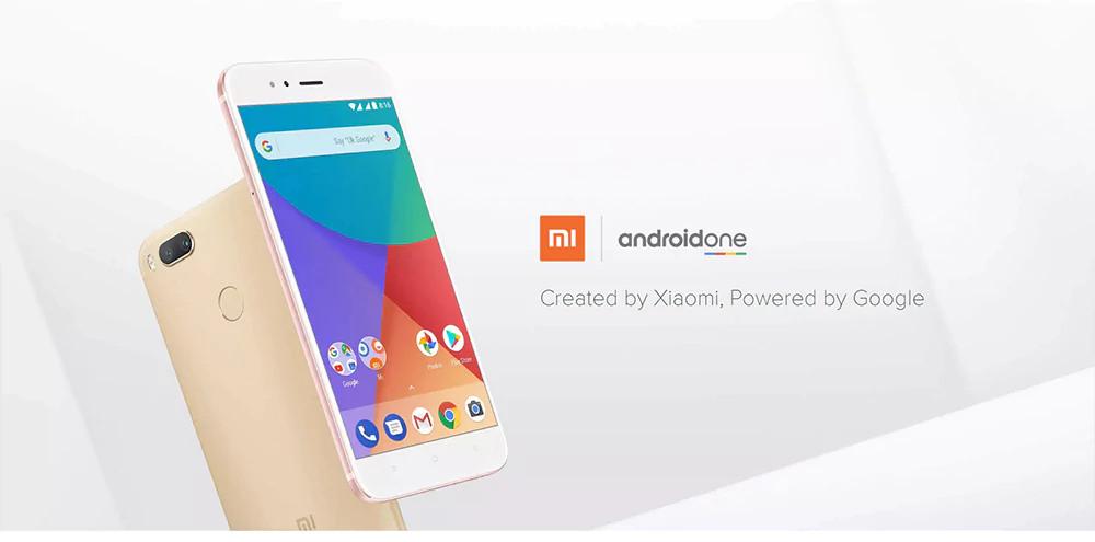 Xiaomi Mi A1 con Android One fabricado por Xiaomi y potenciado por Google