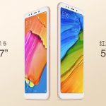 Xiaomi Redmi 5 y 5 Plus son nuevos Android con pantalla a 18:9 y esquinas redondeadas