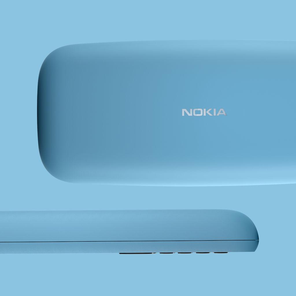 Nokia 105 en México color azul