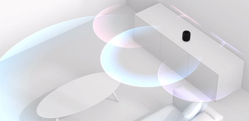 Apple HomePod con 8 bocinas que llenarán efectivamente tu hogar