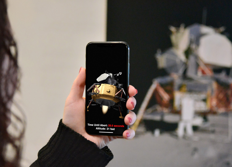Apple iOS 11.3 AR Experiences