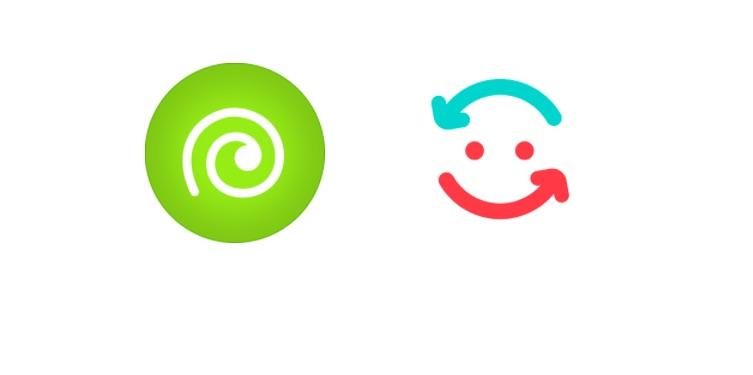 Apps de la semana Meditation Timer & Log y Segundamano.mx logos