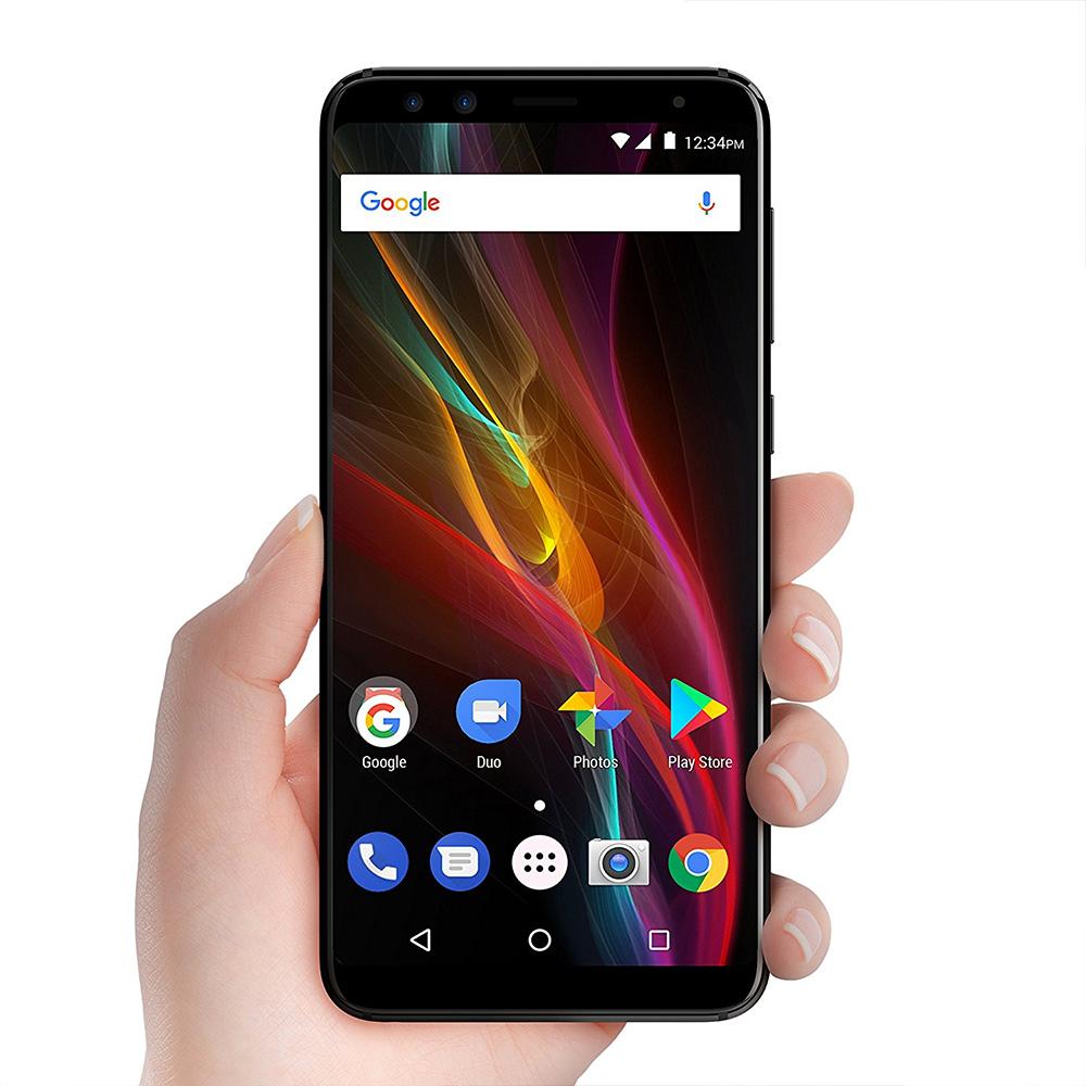 Blu Pure View con pantalla a 18:9 y diseño ultra delgado