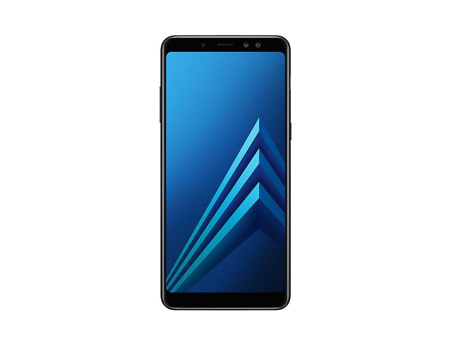 Samsung Galaxy A8+ en México pantalla completa a 18:9