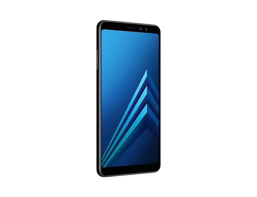 Samsung Galaxy A8+ en México pantalla a 18:9