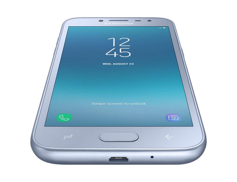 Samsung Galaxy J2 Pro pantalla