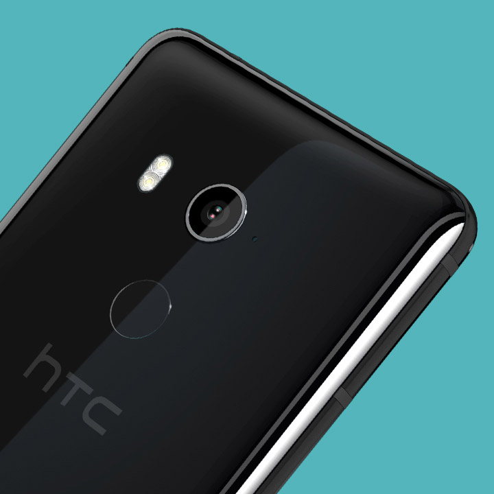 HTC U11 EYEs cámara posterior
