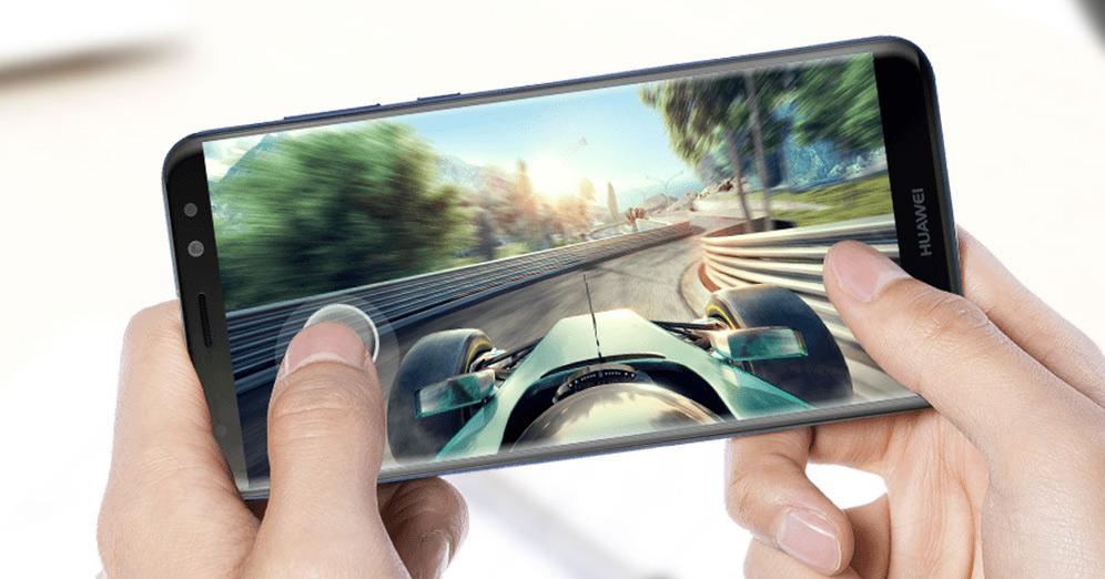 Huawei Mate 10 Lite en México con procesador de 8 núcleos óptimo para el gaming