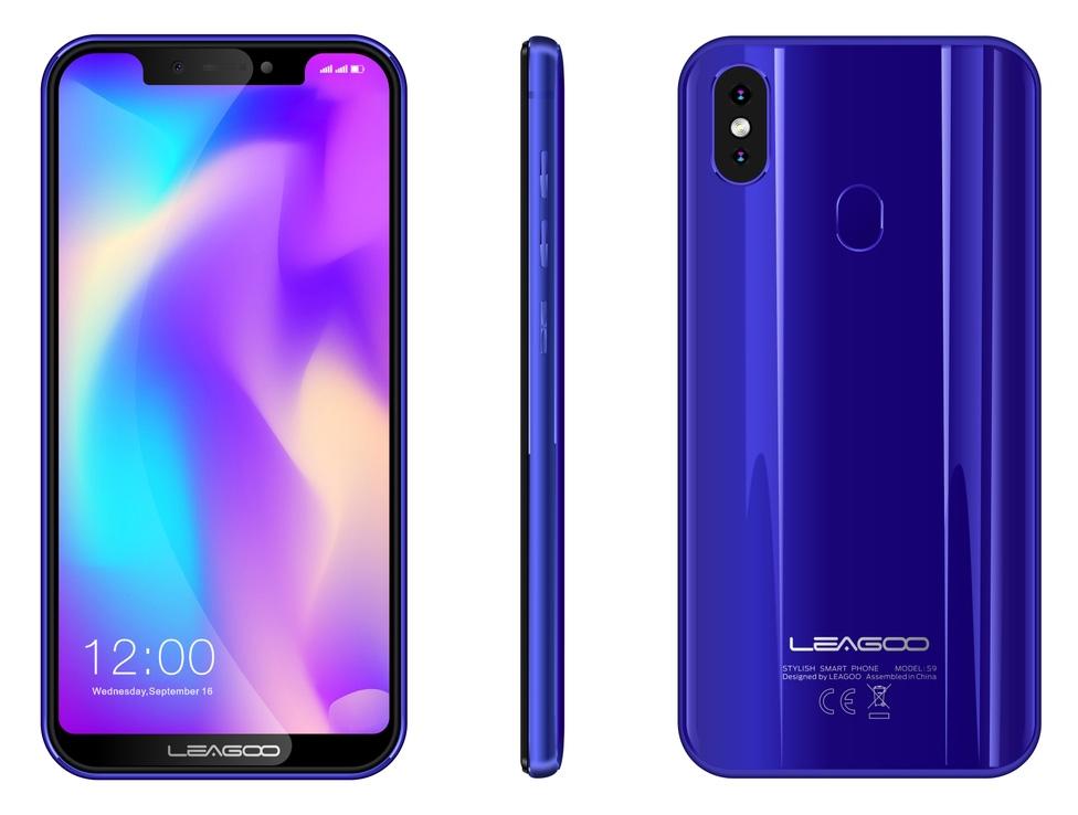 El Leagoo S9 imágenes oficiales