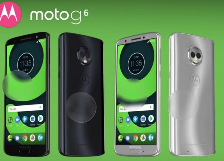 Moto G6 de Motorola