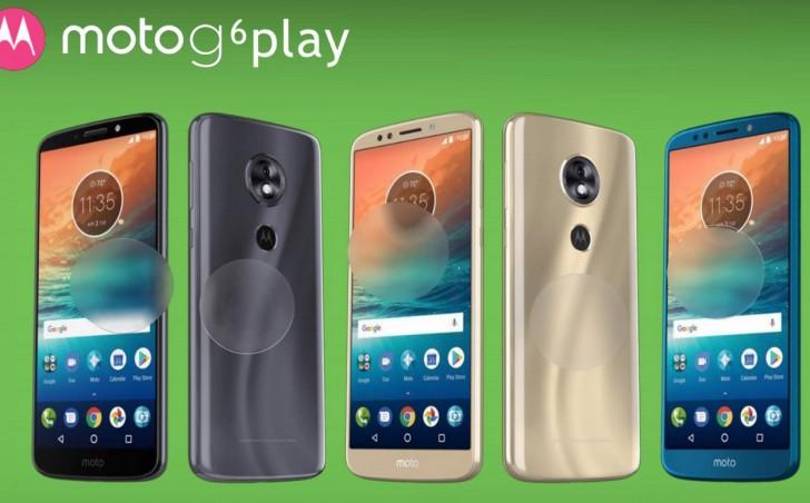 Moto G6 Play de Motorola