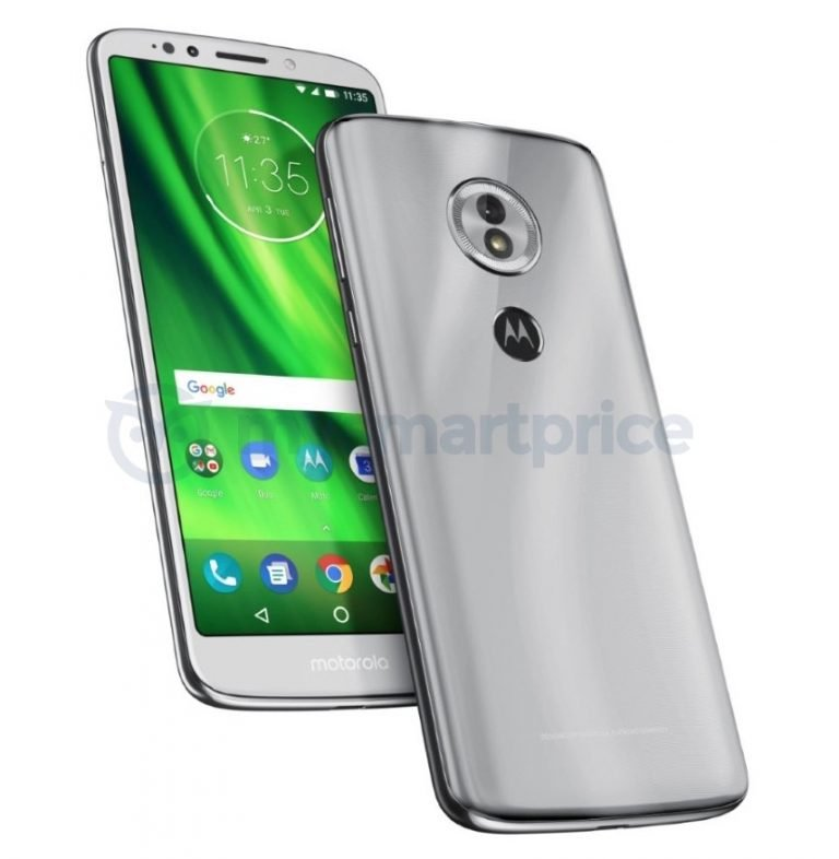 Moto G6 Play nueva imagen