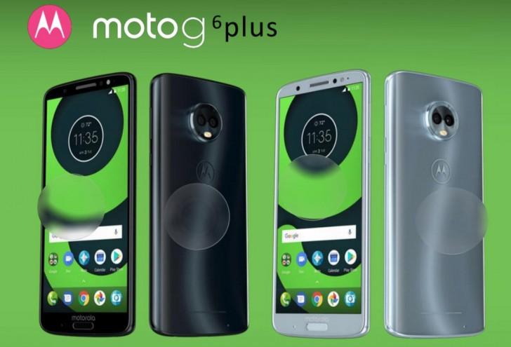 Moto G6 Plus de Motorola