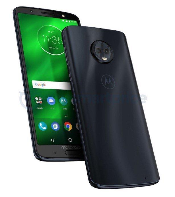 Moto G6 Plus nueva imagen