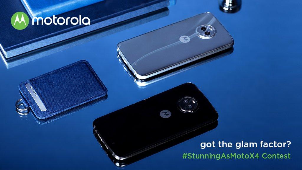 Motorola Moto X4 elegancia