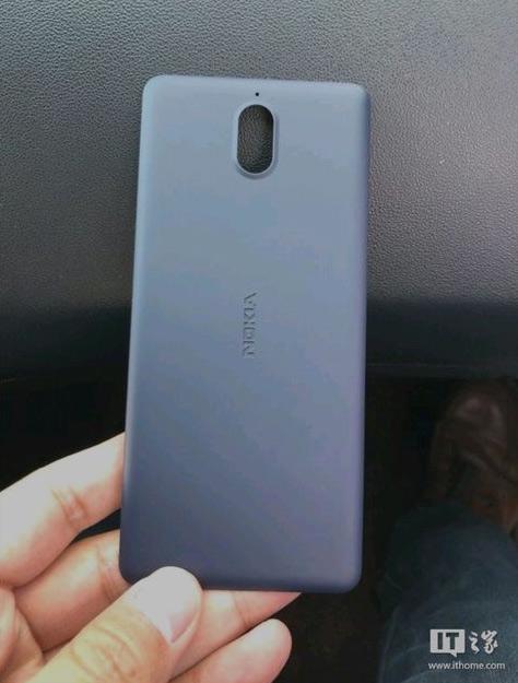 Nokia 1 prototipo carcasa