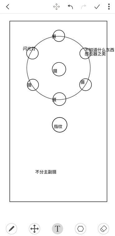 Nokia 10 esquema de prototipo