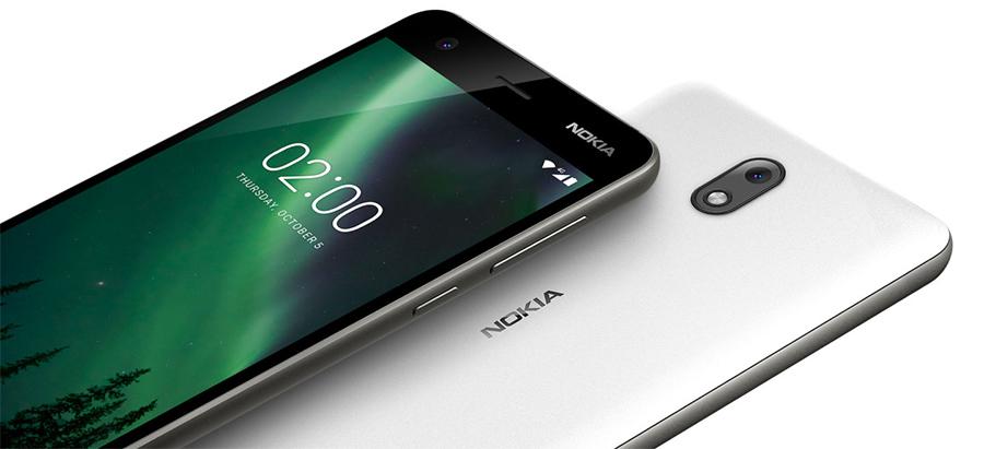 Nokia 2 en México, pantalla y cámara posterior