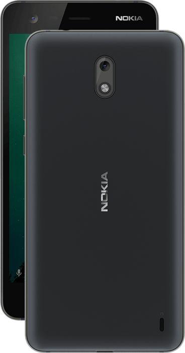 Nokia 2 en México cámara posterior de 8 MP