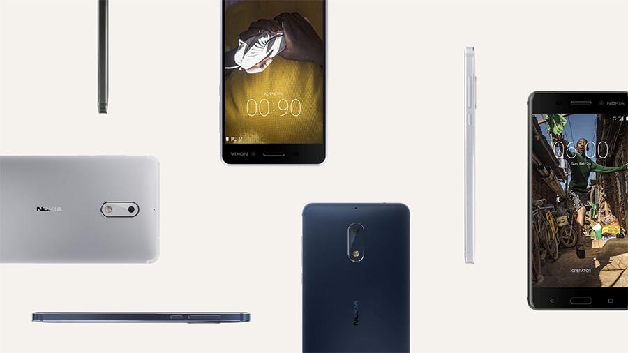 Nokia 6 pantalla y cámara