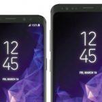 Así lucen los Galaxy S9 y S9+ el dúo insignia de Samsung