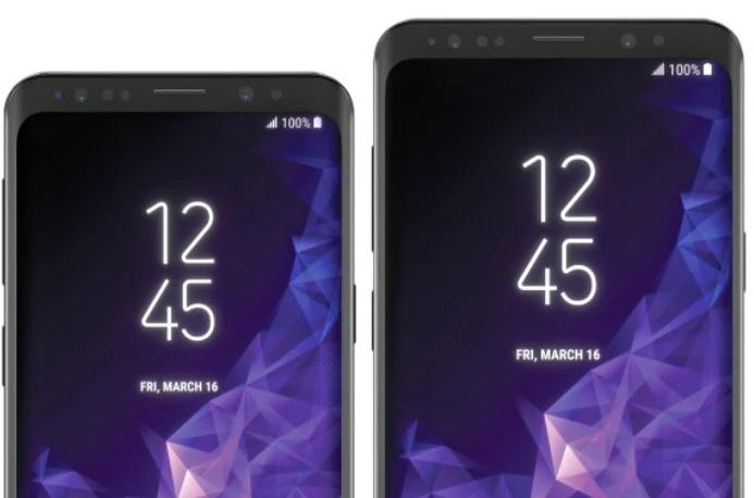 Samsung Galaxy S9 y Galaxy S9+ acercamiento