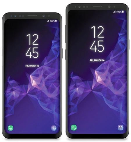 Samsung Galaxy S9 y Galaxy S9+