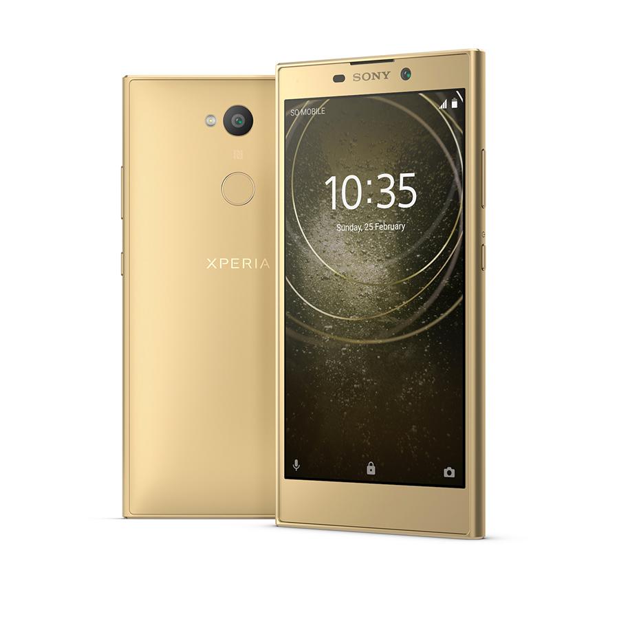 Sony Xperia XA2 color oro