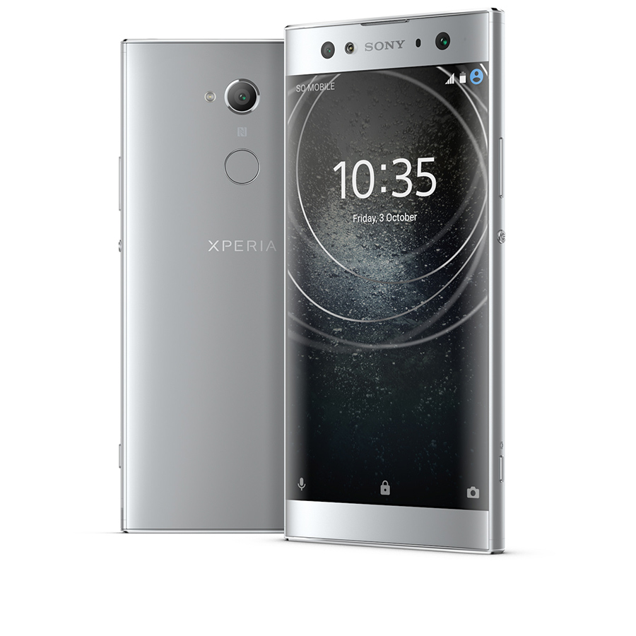 Sony Xperia XA2 Ultra color plata