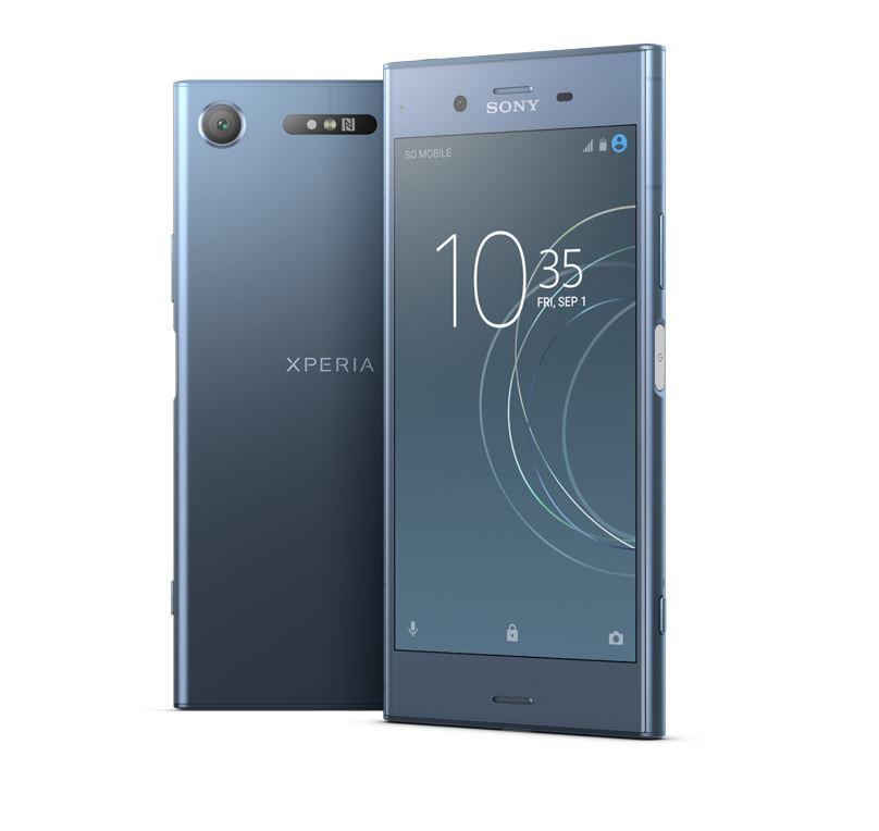 Sony Xperia XZ1 en México con Telcel