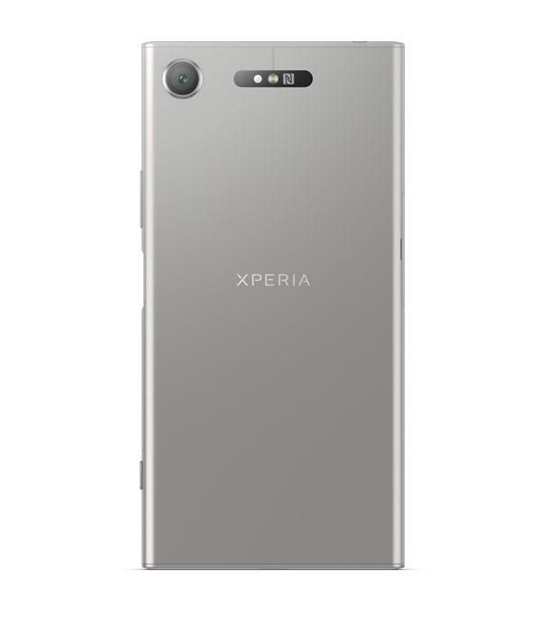 Sony Xperia XZ1 en México color plata con Telcel