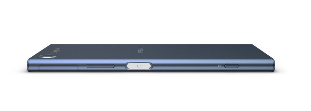 Sony Xperia XZ1 en México con Telcel grosor